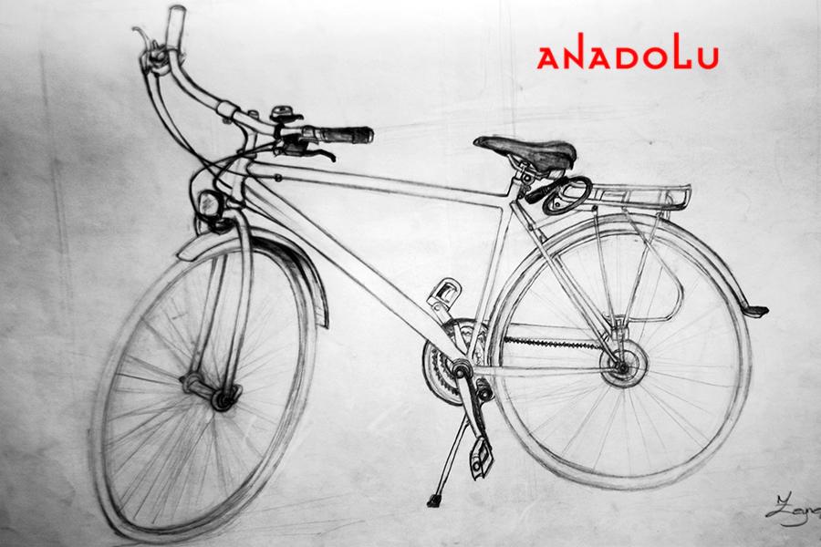 Bisiklet Çizim Örneği Çukurova