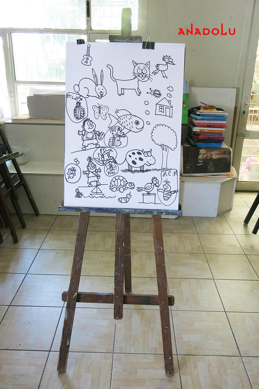 Çocuklar İçin Karikatür Örnekleri Çukurova