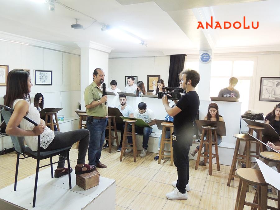 Çukurova'da Güzel sanatlar Öğrencileri İle Röportajlar