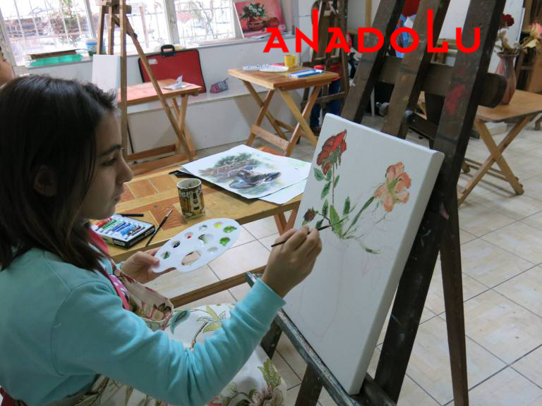 Çocuklar İçin Yazlık Sanat Eğitimleri Çukurova