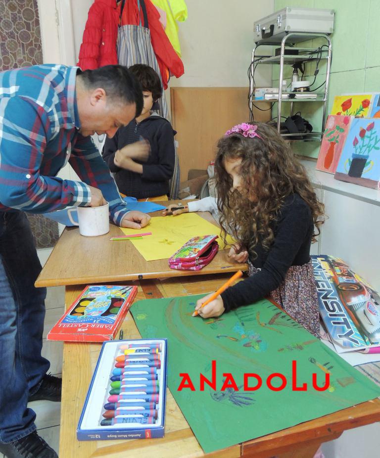 Çocuklar İçin Kursları Devam Ediyor İzmir