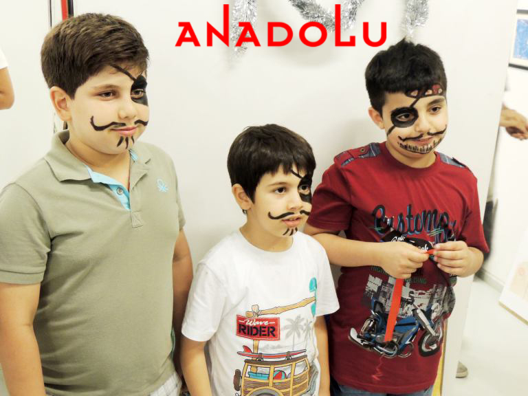 Çocuklara Yönelik Resim Sergisi İzmir
