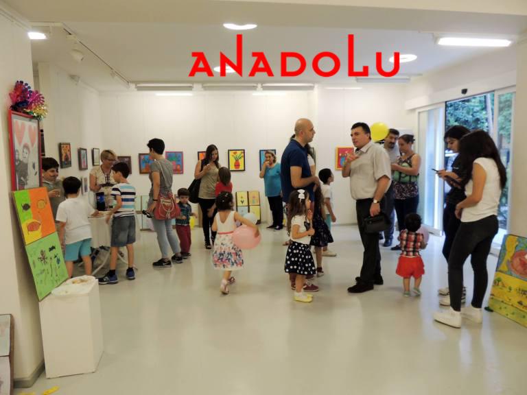 Çocuklara İçin Sanat Sergileri Çukurova