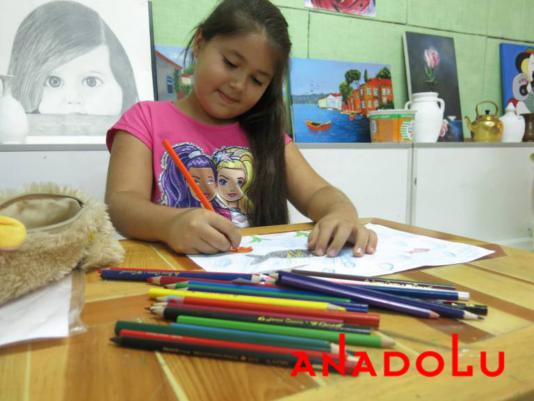İzmir'de Çocuklar İçin Resim Eğitimleri