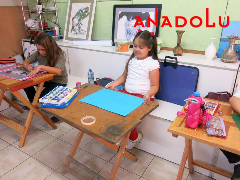 Çocuklar İçin Çizim Eğitimleri İzmir