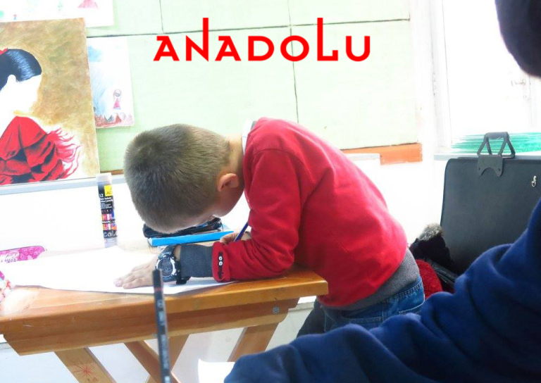 Çocuklar İçin Resim Dersleri İzmir