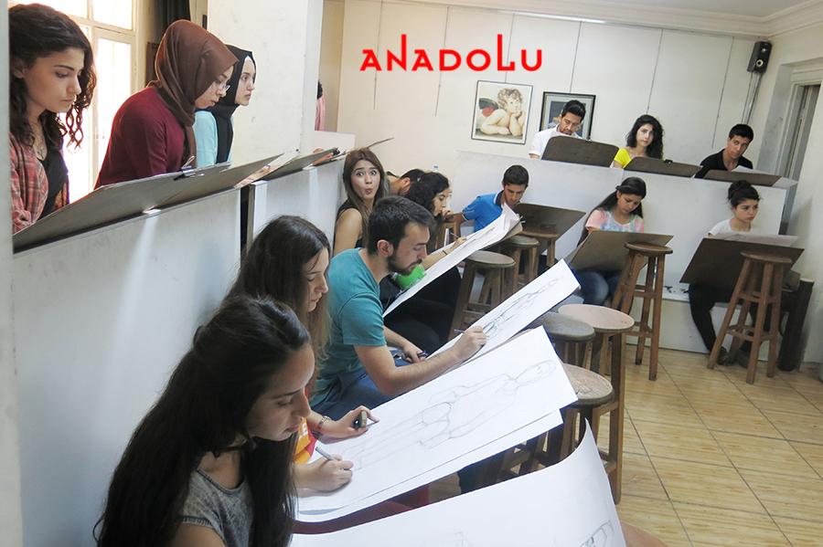 Anadolu Güzel Sanatlar Eğitim Kurumları Çukurova