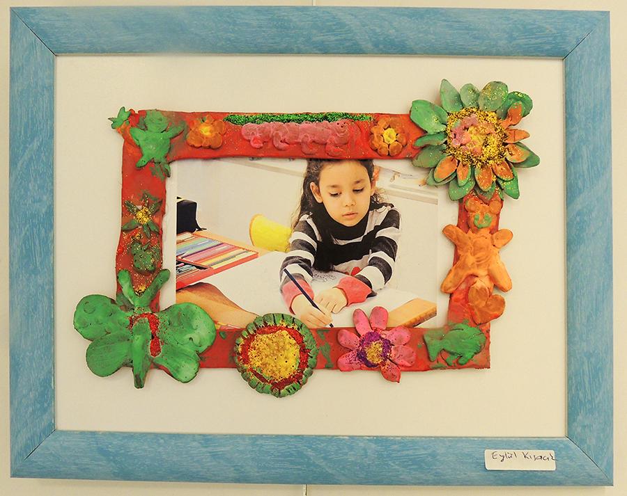 Çukurova'da Çocukların Yaptığı Kabartma Heykel Sergisi