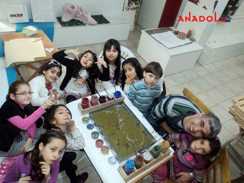 Çocuklar İçin Sanat Eğitimi Çukurova