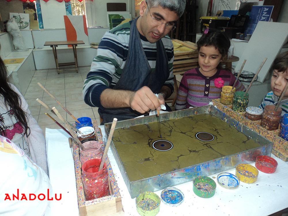Çocuk Eğitimleri ve Sanat Dersleri Çukurova