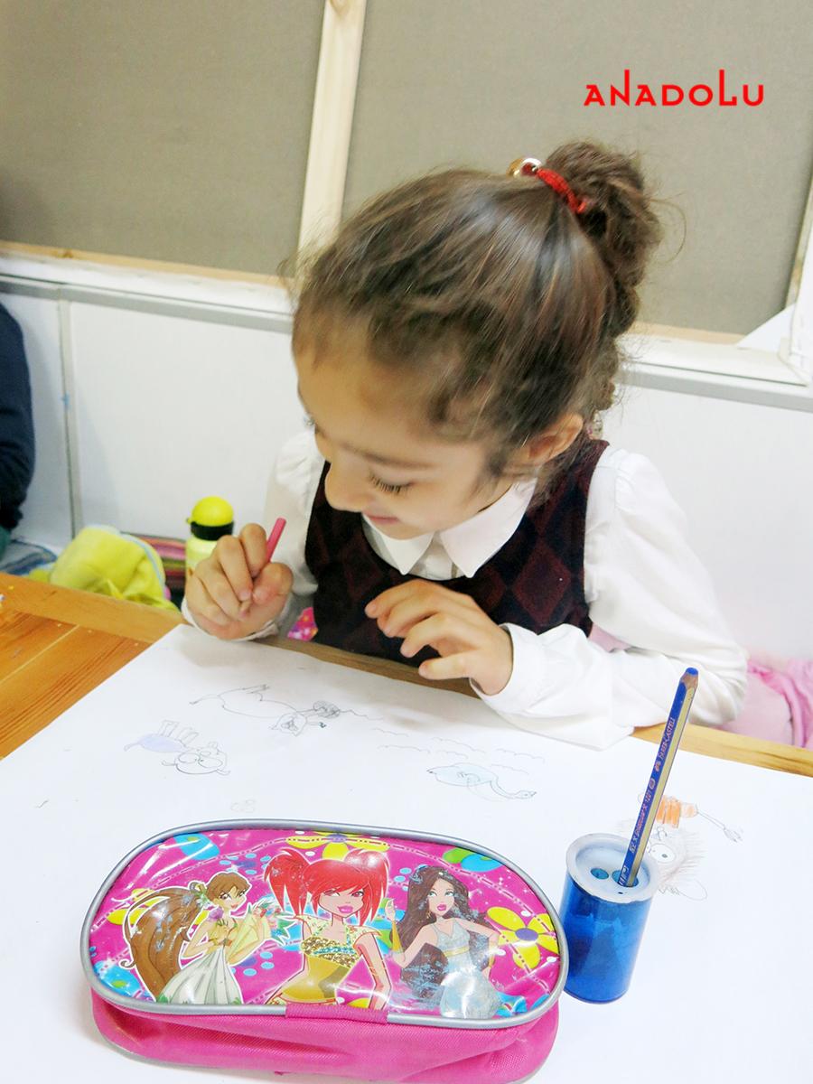 Çukurova'da Çocuklara Yönelik Çizim Kursları