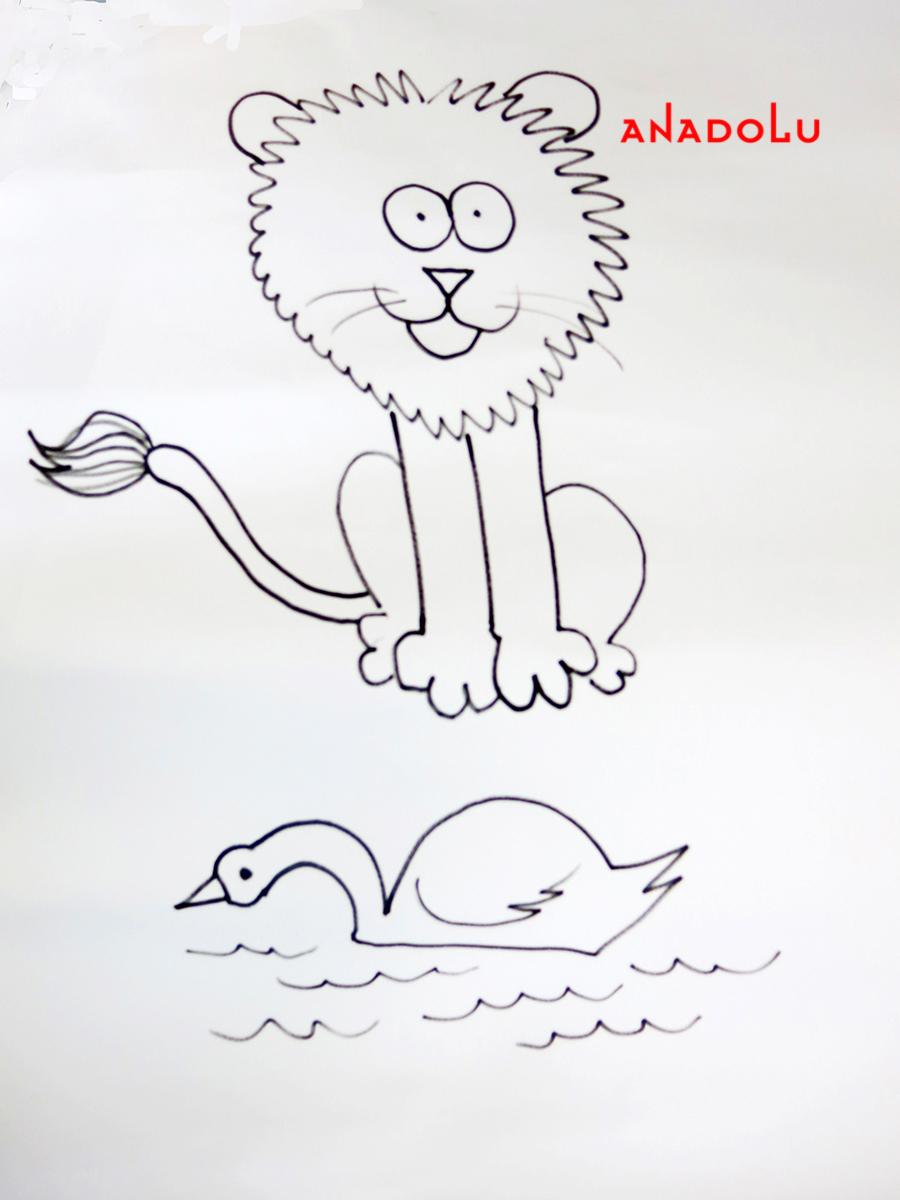 Çocuklar İçin Karikatür Eğitimleri Çukurova
