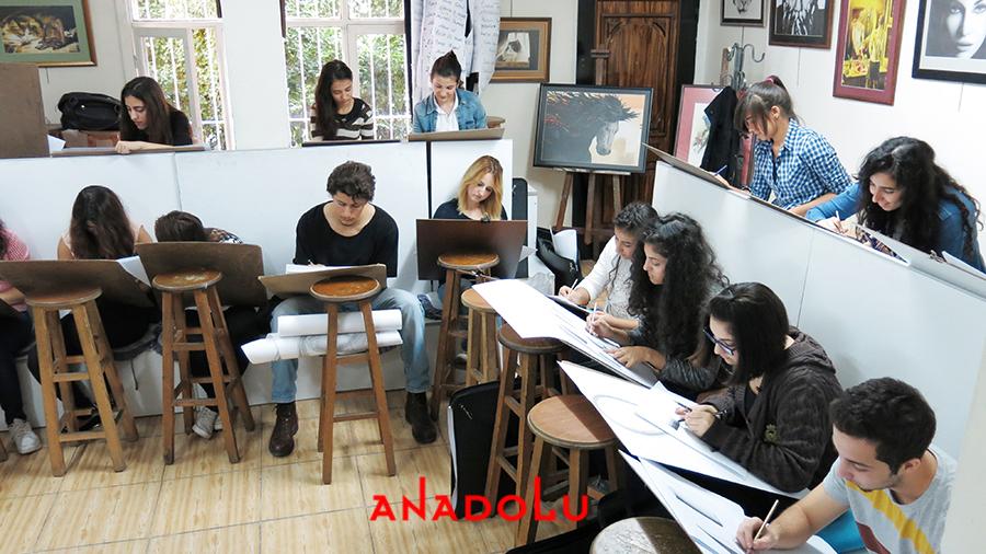 GSF Hazırlık Sınıfları Çukurovada