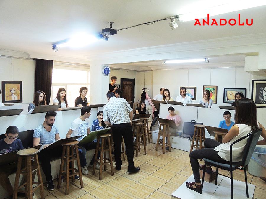 Çukurova Güzel Sanatlara Fakülteleri Hazırlık Sınıfları