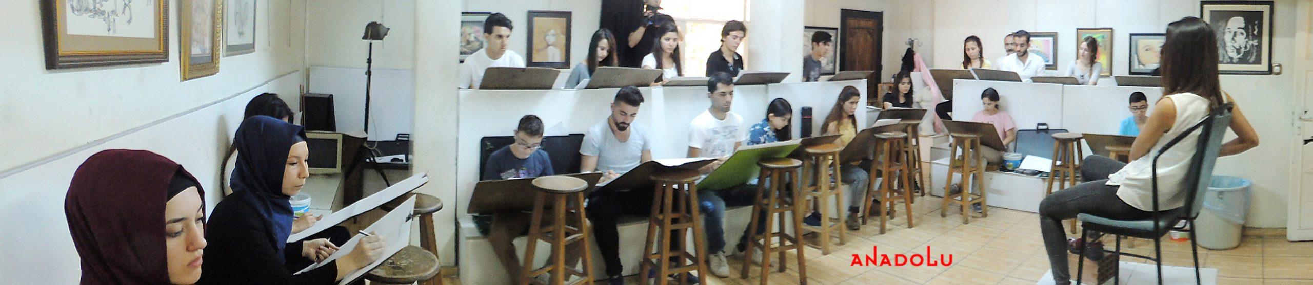 Güzel Sanatlara Fakülteleri Hazırlık Sınıfları Çukurova