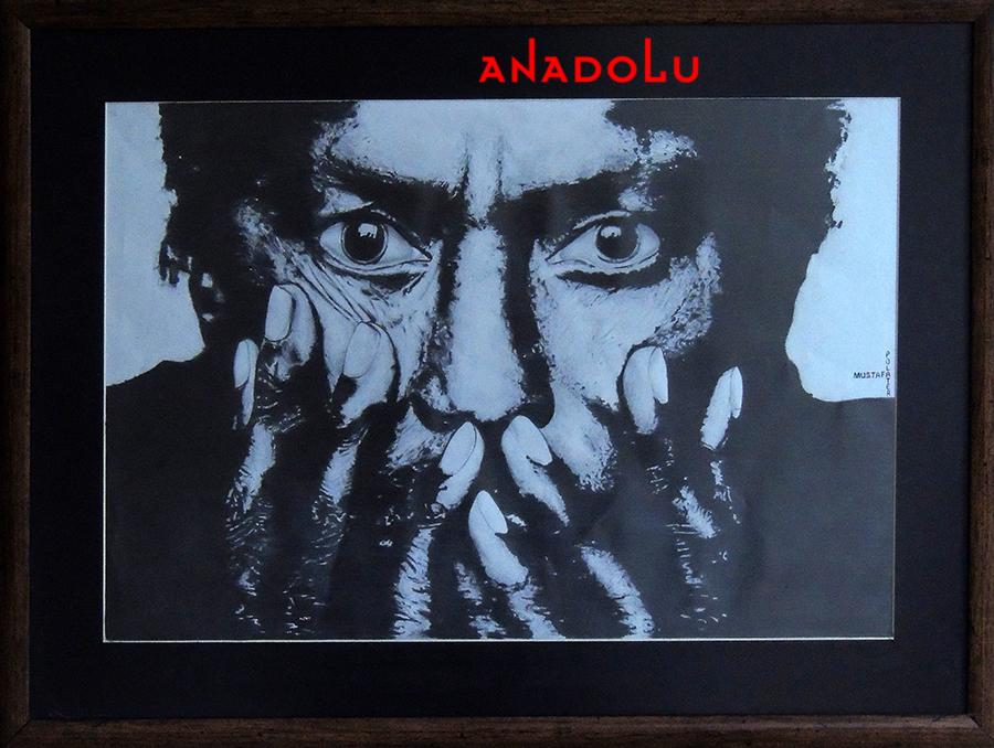 Anadolu Karakalem Çizim Çalışmaları Çukurova