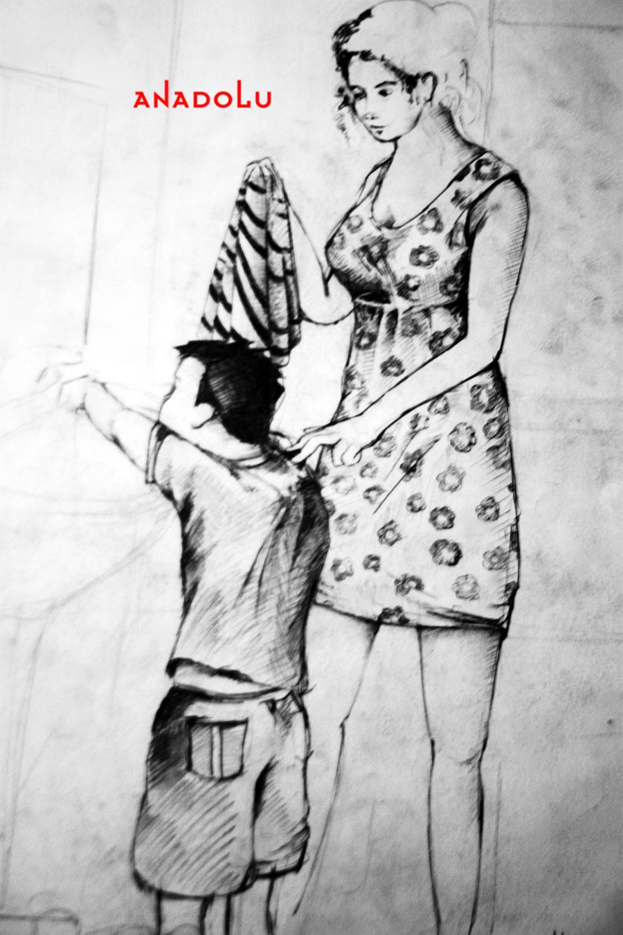 Güzel Sanatlar İçin Çizimler Çukurova