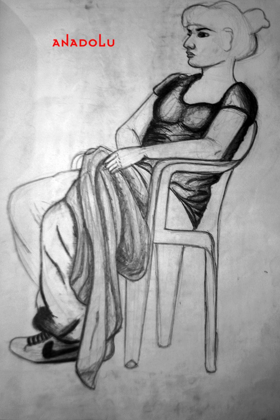 Kara kalem Model Çizim Örnekleri Çukurova