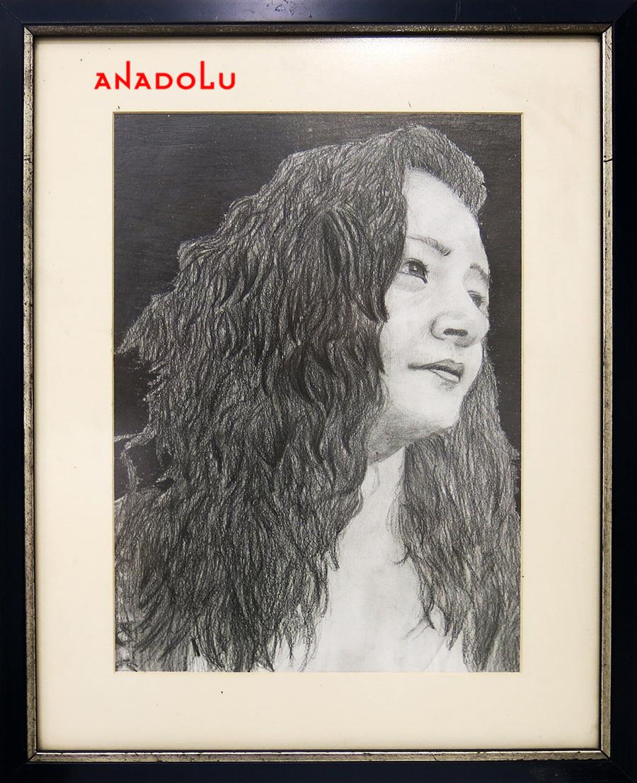 Karakalem Portre Çalışmaları Çukurova