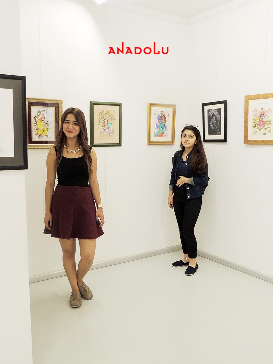 Çukurova'da Hobi Sanat Çizim Sergisi