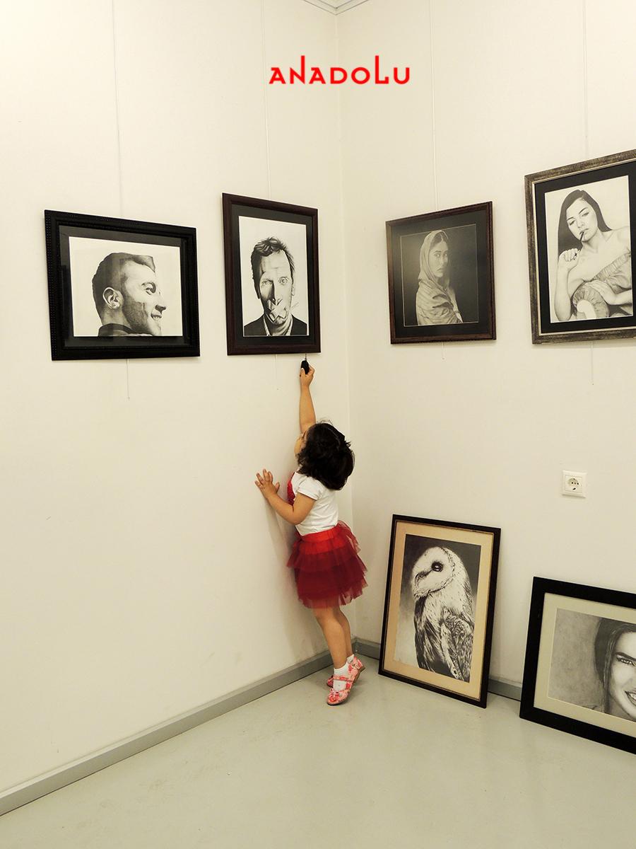 Çukurova'da Resim Sergisi Düzenleyenler