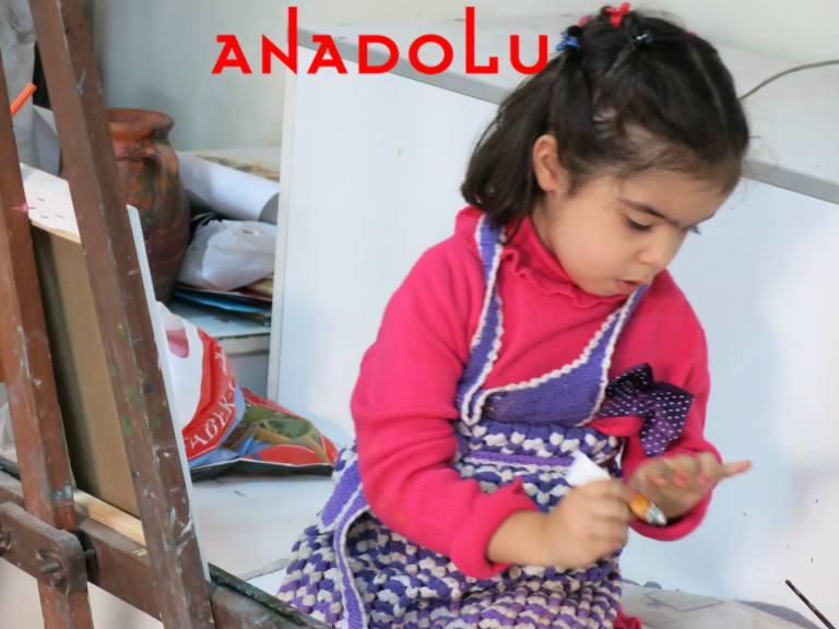 Çocuklar İçin Sanat Dersleri Çukurova