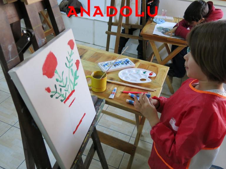 Çukurovada Çocuklara Yönelik Sanat Atölyeleri