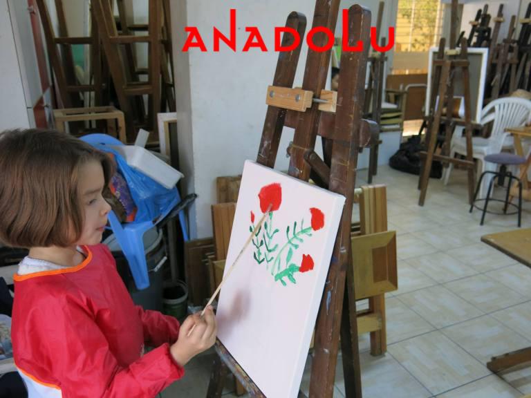 Çocuklar İçin Sanat Sergileri Çukurova
