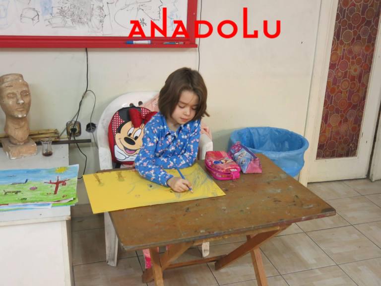 Çukurovada Çocuklar İçin Sanat Eğitimleri