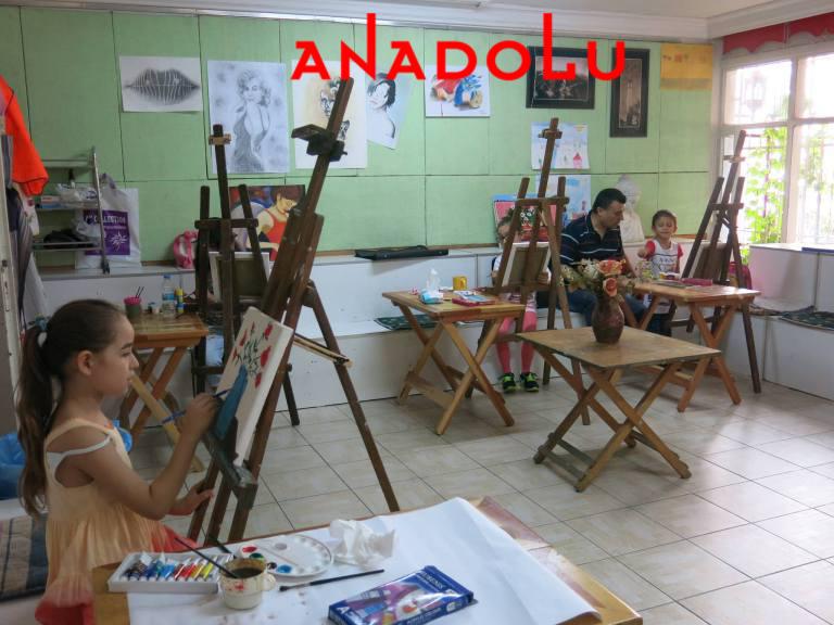Çukurovada Çocuk İçin Sanat Eğitimleri