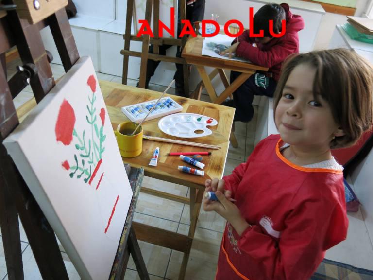 Çukurovada Çocuk İçin Eğitimleri