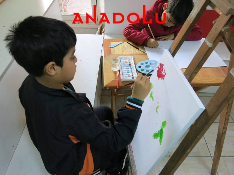 Çukurovada Çocuk İçin Sanat Kursları