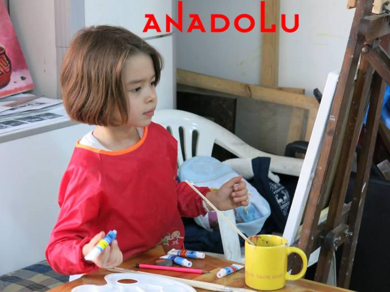 Çocuklar İçin Resim Kursları Çukurova