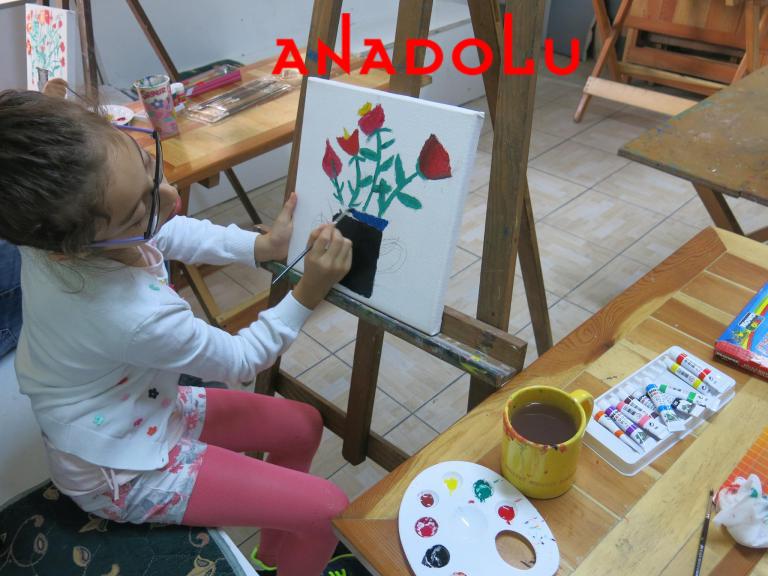 Çukurovada Çocuk Sanat Atölyeleri