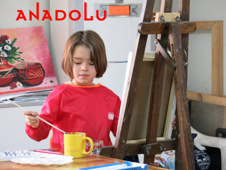 Çocuklar İçin Sanatsal Atölye Çalışmaları Çukurova