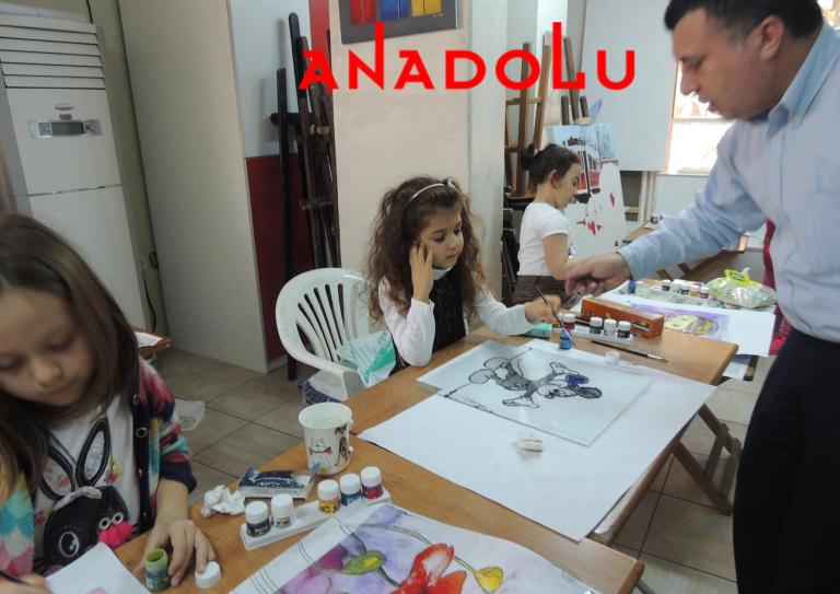 Çocuklar İçin Çizim Eğitimleri Çukurova