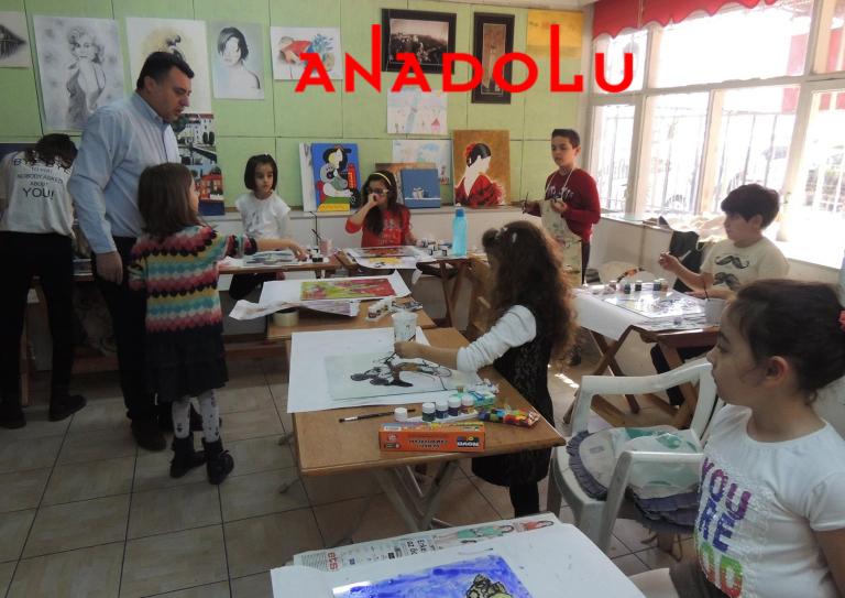 Çocuklar İçin Yaratıcılık Eğitimleri Çukurova