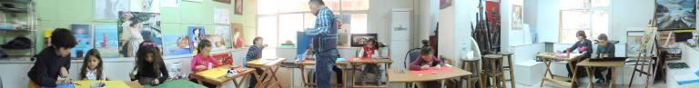 Çocuklarla Bilim Sanat Etkinlikleri Çukurova