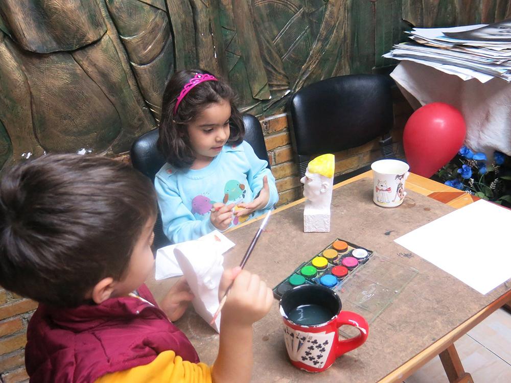 Çukurova Çocuklar İçin Sanat Kursları