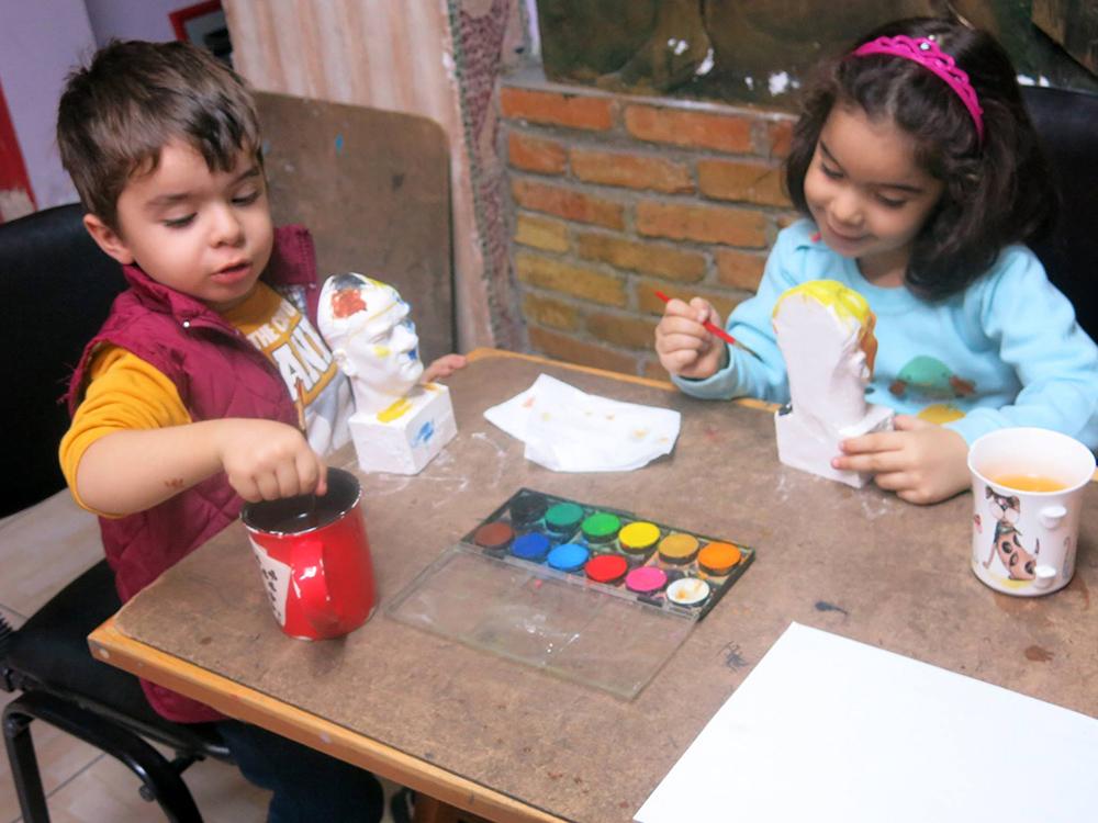 Çukurova Çocuk Sanat Dersleri