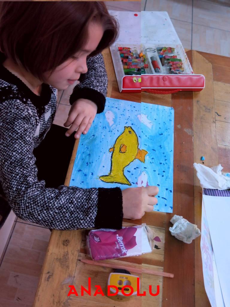 Çocuklara Yönelik Çizim Kursları Devam Ediyor Çukurova