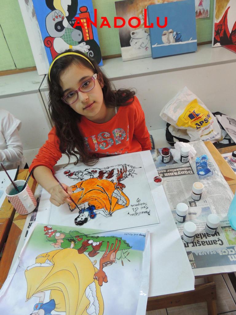 Çocuk Grupları Hobi Dersleri Çukurova