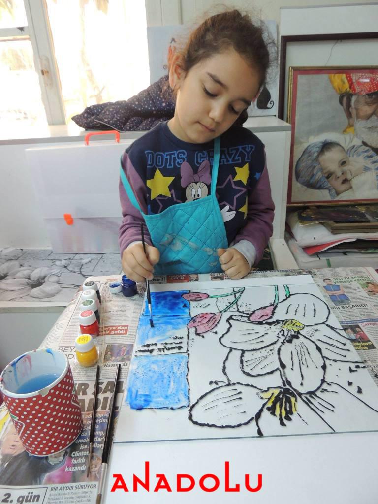 Çukurovada Çocuklar İçin Sanat Kursları