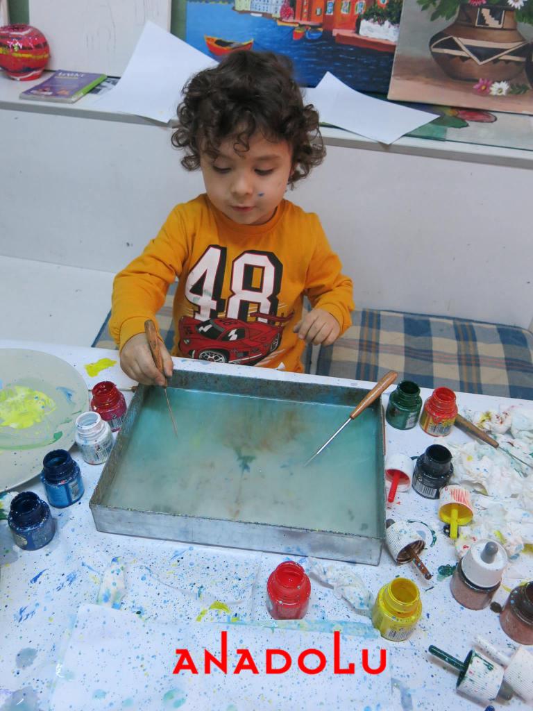 Çukurovada Çocuklar İçin Özel Sanat Kurslar