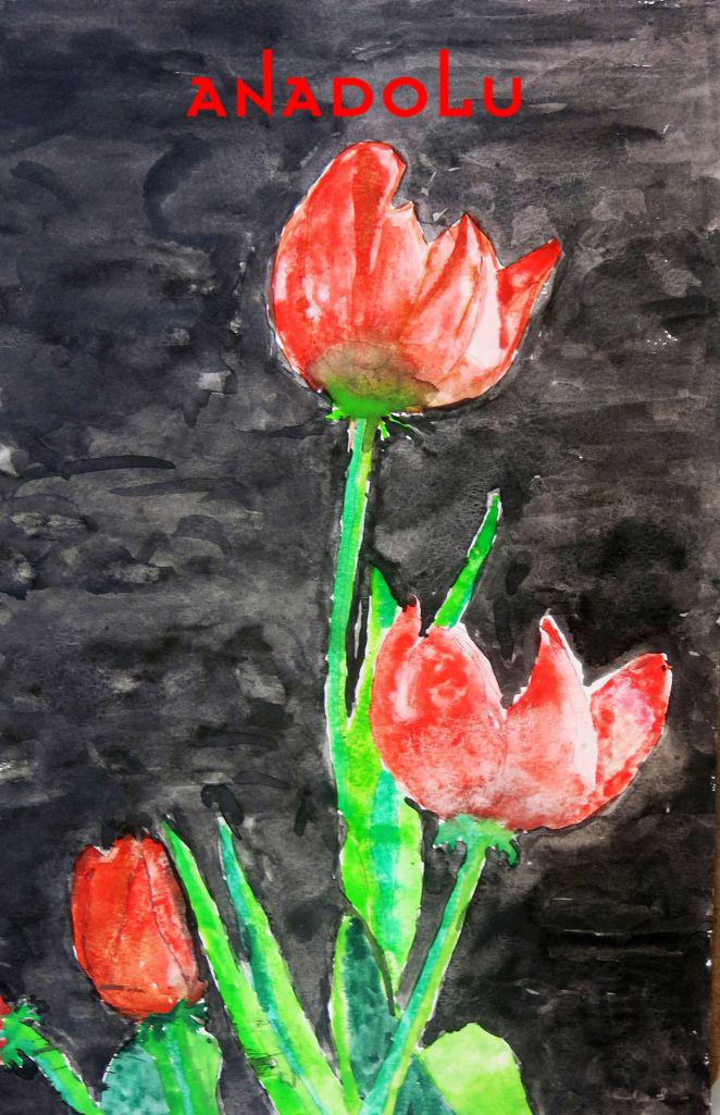Çukurovada Çocuklar İçin Sanat Sergisi