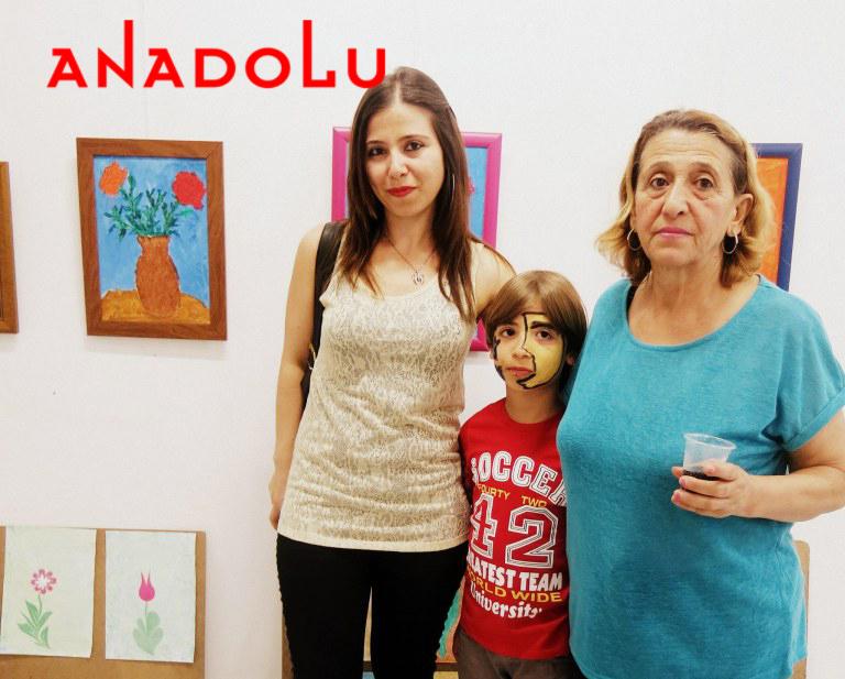 Çukurova'da Çocuklar İçin Sanat Kursları