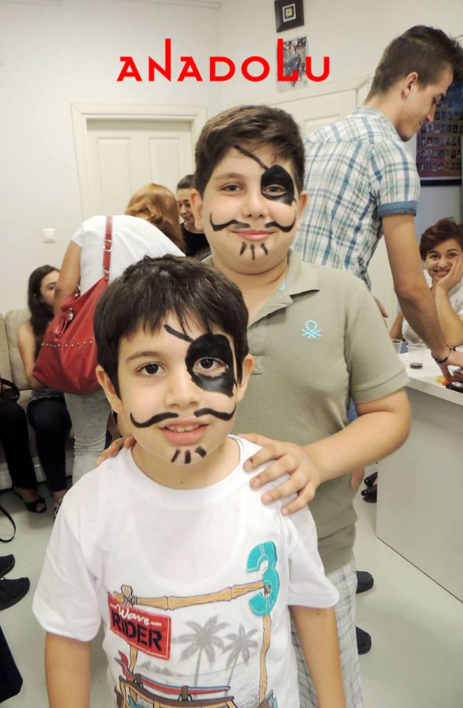 Çukurovada Çocuklara Yönelik Özel Resim Sergileri