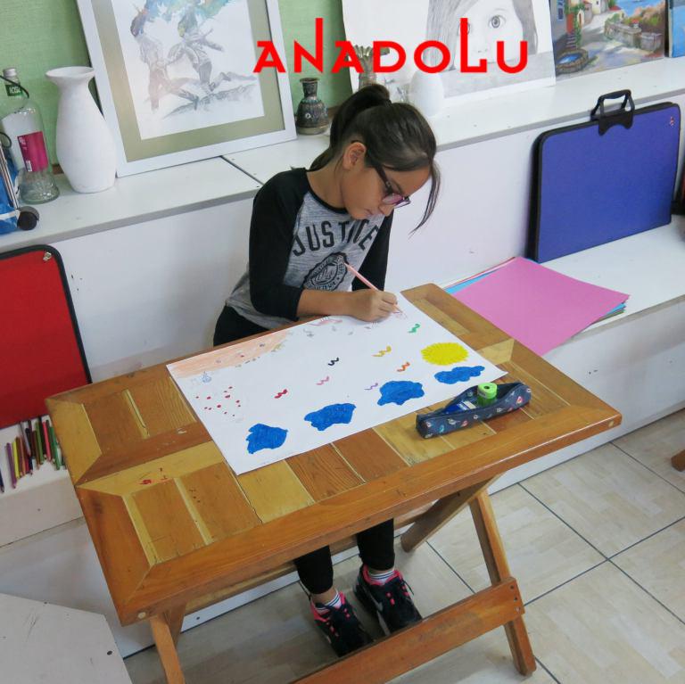 Çukurovada Çocuklara Yönelik Özel Resim Eğitimleri