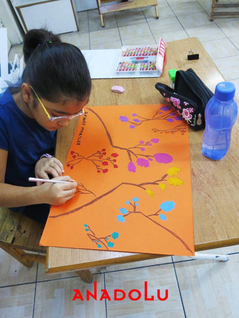 Çukurovada Çocuklara Yönelik Resim Eğitimleri