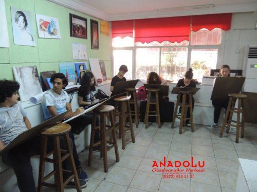 Anadolu Güzel Sanatlar Liselerine Hazırlık Kursları Çukurova